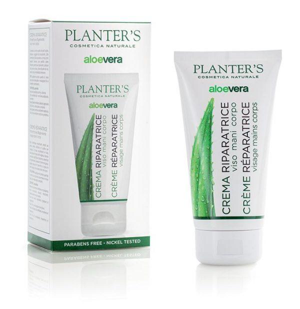 Planter's Crema Riparatrice Aloe Vera